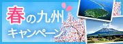 期間限定!!春の九州キャンペーン