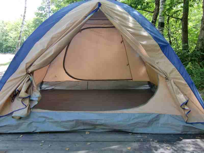 常設テント タイトル:常設テント 説明:常設テントサイト・食材付きキャンププランは...