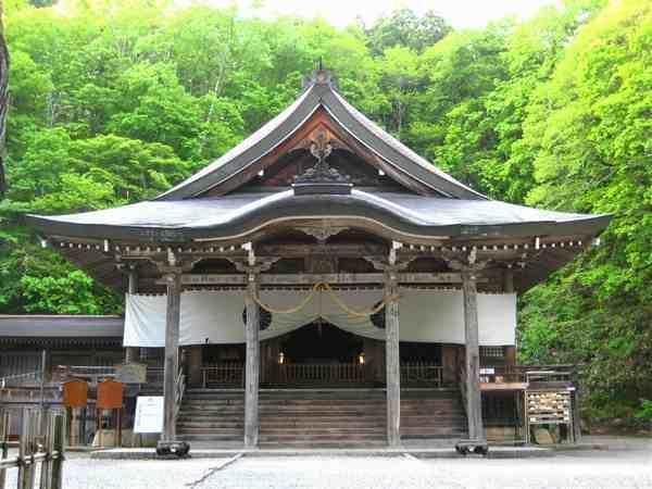 [【旅Q】戸隠神社と善光寺の参拝とそば打ち体験] 戸隠神社