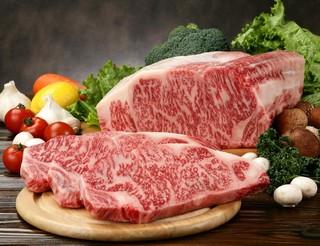 """[手ぶらでキャンプ場に泊ろう~♪♪【手ぶらでキャンプパック長崎和牛BBQコース】 日本一になった長崎和牛でお腹いっぱい♪] BBQセットのお肉は日本一にも輝いた""""長崎和牛""""♪<br />(写真は長崎和牛イメージです)"""