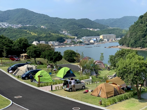 南 シーサイド 場 休暇 淡路 村 オート キャンプ