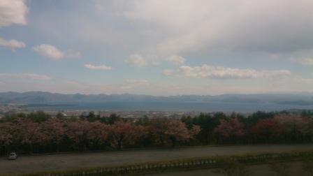 天鏡台からの景色を堪能しよう!