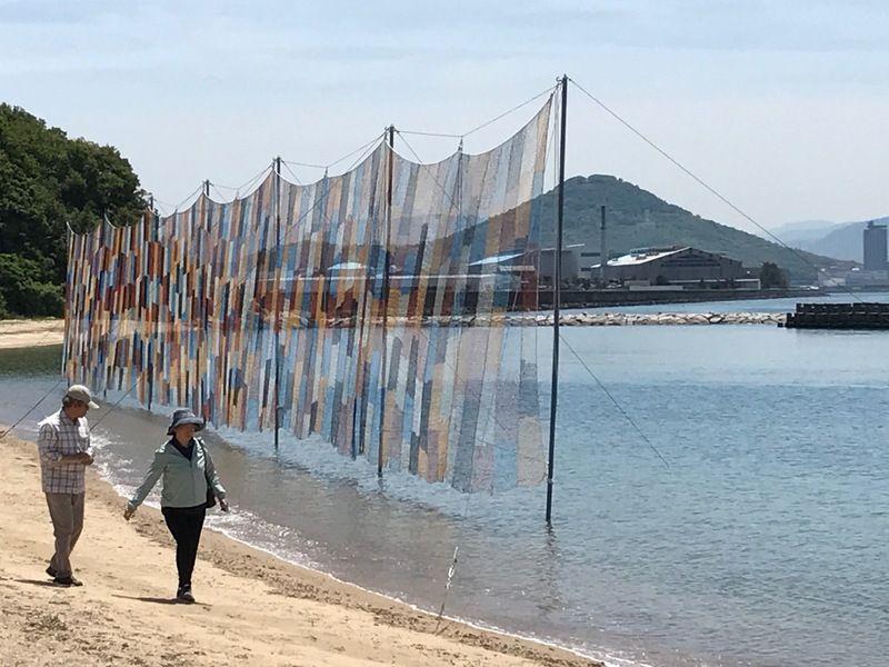 瀬戸内国際芸術祭2019-沙弥島会場に行ってみた