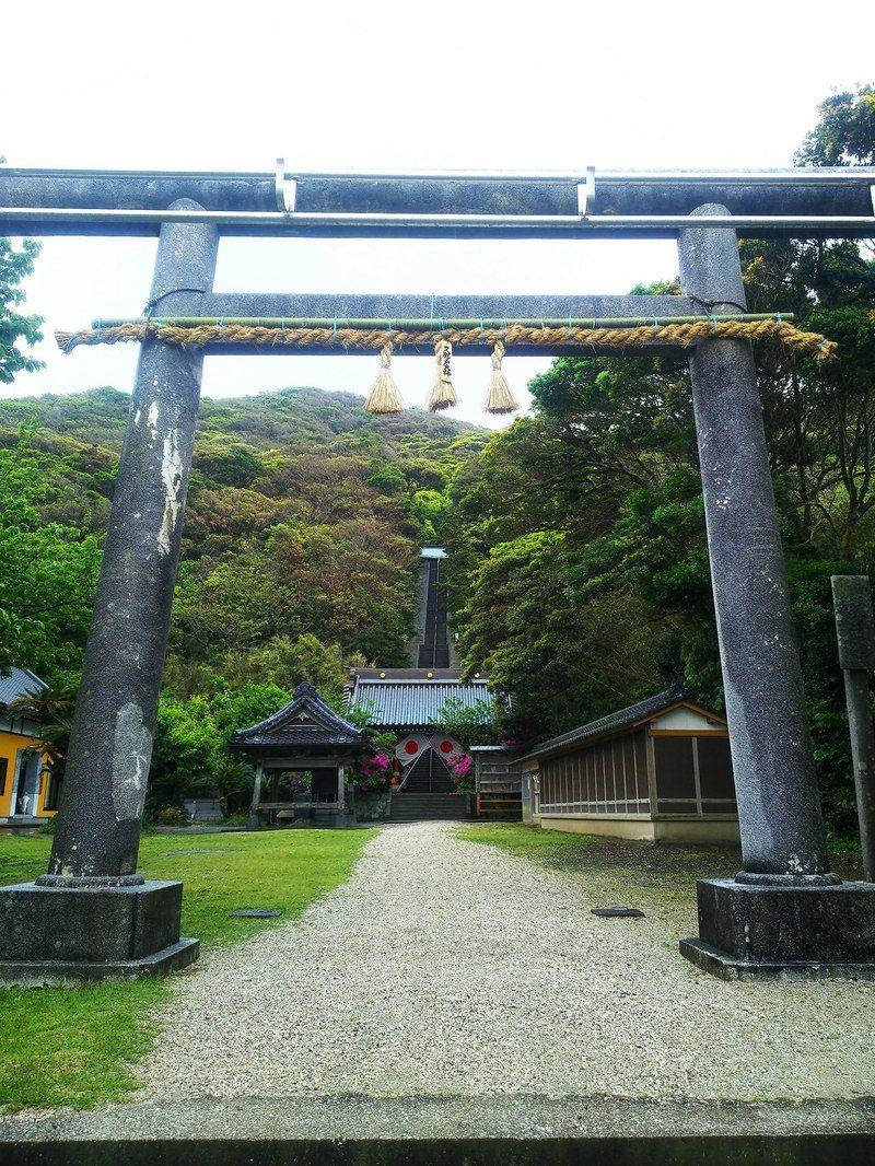 海辺の神社 洲崎神社