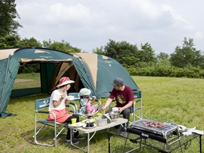 手ぶらでキャンプは6月1日からスタートです!