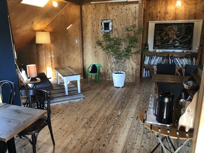 木造の珈琲店