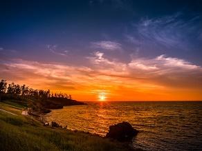 🌞🌞休暇村からの夕日が見頃な季節になりました🌞🌞