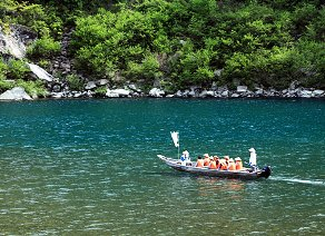 上皇・貴族が下った川の熊野古道を体験してみませんか?