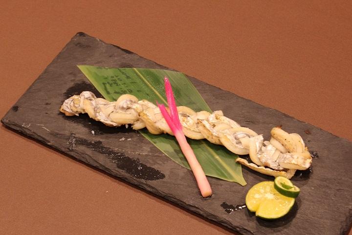 旬の太刀魚!調理長おすすめ日替わり1品料理