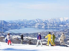 本日のたざわ湖スキー場インフォメーション