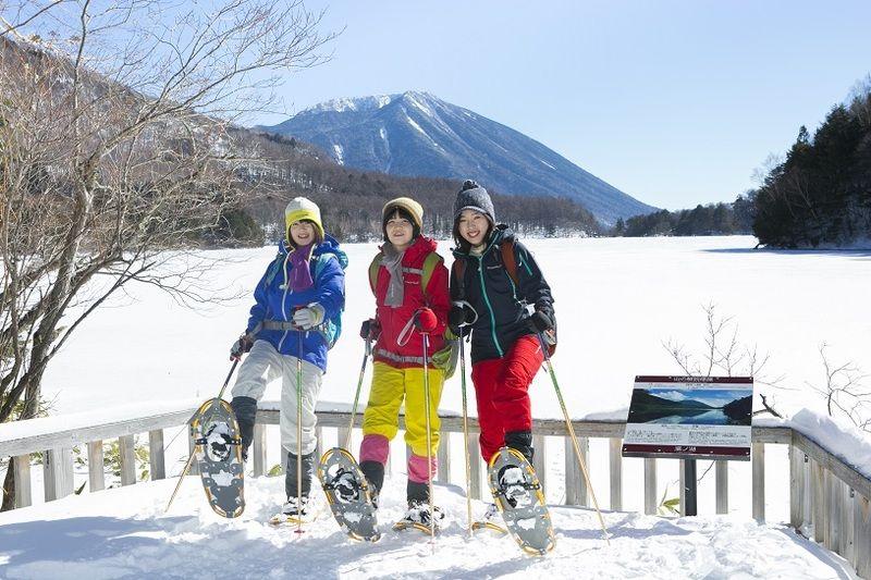 雪上探検ツアーイベントのご案内