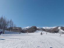 本日のスキー場情報