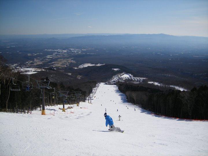 今シーズン<br>ラストスキーは那須で!!