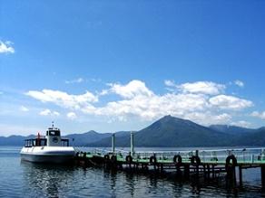 4月19日オープン!支笏湖観光遊覧船
