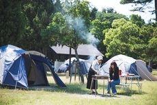 日帰りキャンプで週末を...