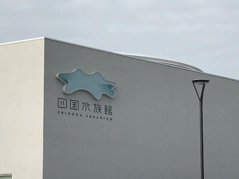 四国水族館 オープン日が決まりました。