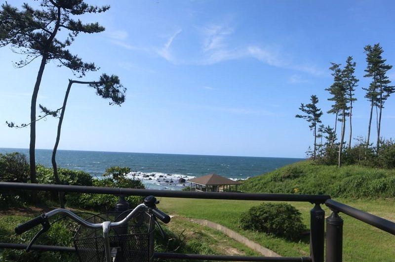 気持ちの良い晴れた日!休暇村近くを一人でお出かけ