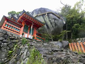 神々が降臨した地「神倉神社」でパワーを授かろう
