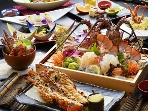 【GOTOトラベル】でお得♪ 豪華伊勢海老料理を召し上がれ