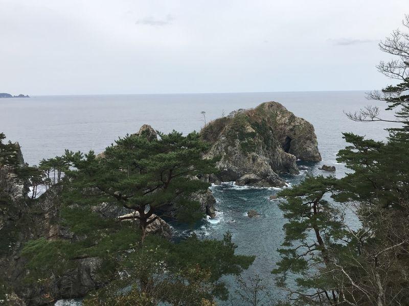 姉ヶ崎展望台で絶景を見よう!