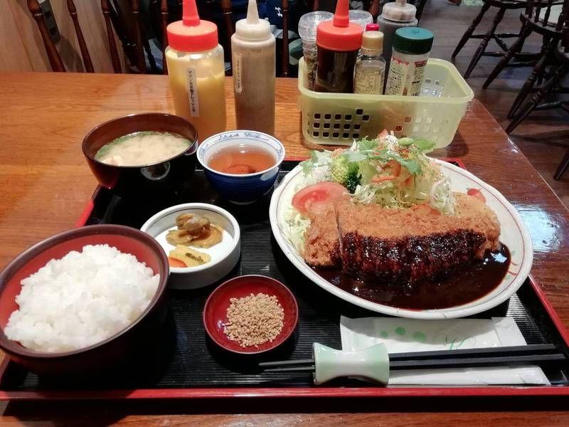 本日のお昼ご飯。