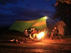 冬のキャンプはいかがですか
