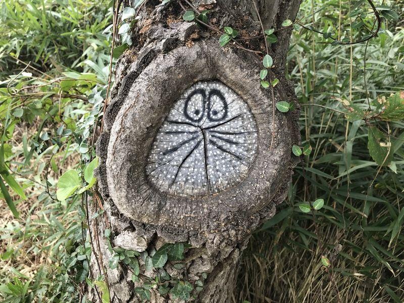 竜王公園でアートに触れる