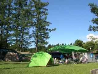天気の良い日はキャンプへ行こう!
