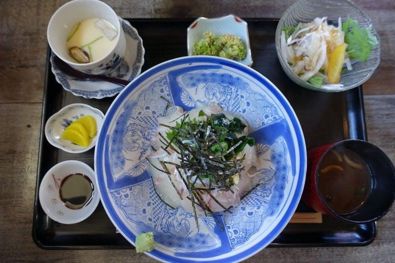 地魚ランチ★海鮮丼