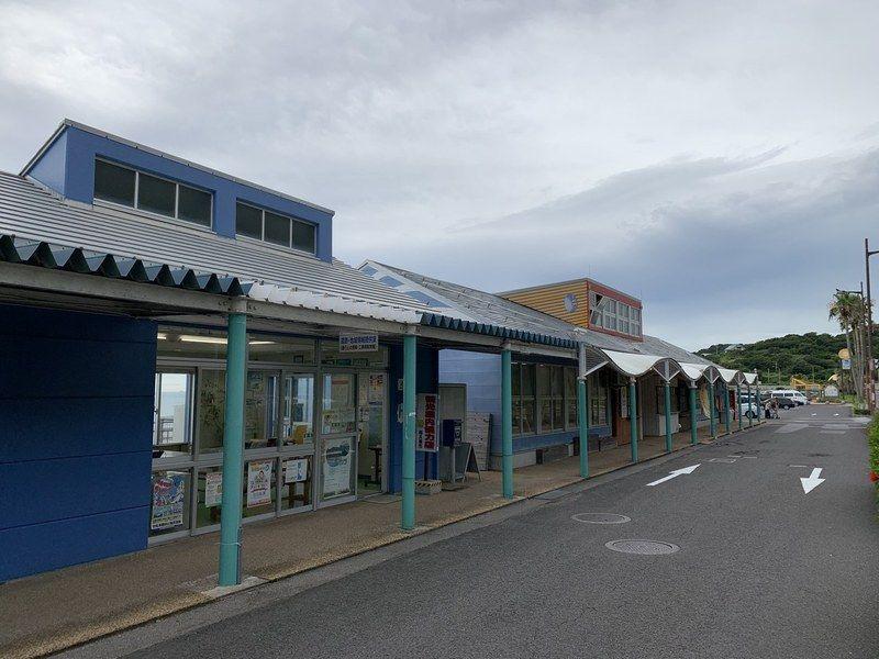 鹿児島おすすめスポット紹介49 道の駅阿久根