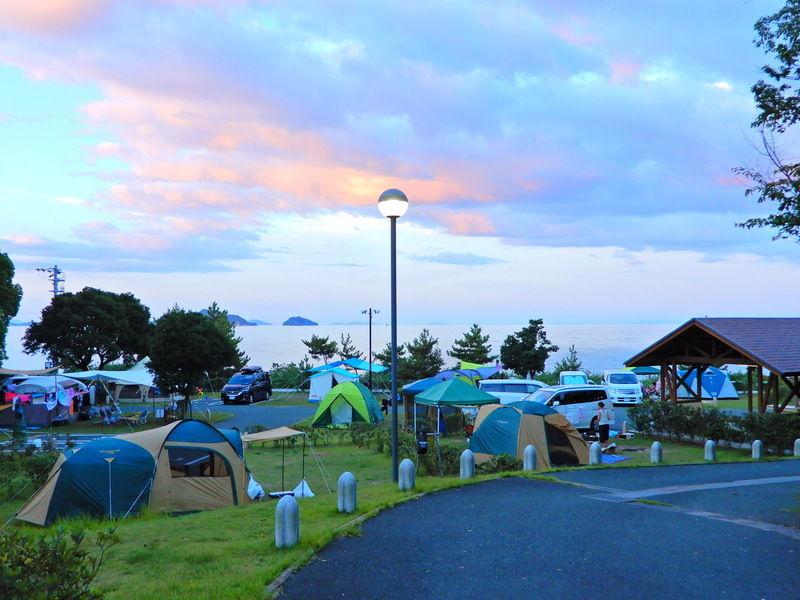 夏は休暇村でレッツキャンプ!