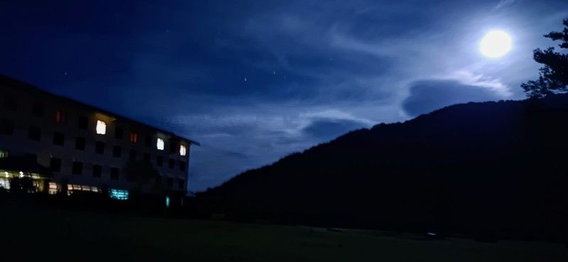 星空観察なら迷わずここへ