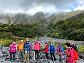旅Q】黄葉の大山元谷を楽しむ登山ツアー募集中