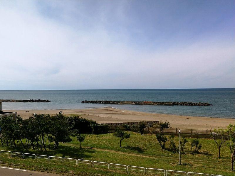 直江津に行ったら「船見公園」