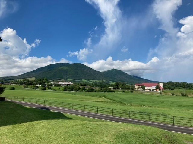爽やかな風の中、蒜山高原で思い出を作ろう!