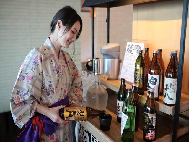 薩摩の焼酎の飲み放題はいかがですか?