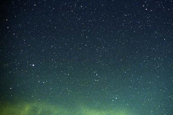 「みなみの魚座」と秋の唯一の一等星