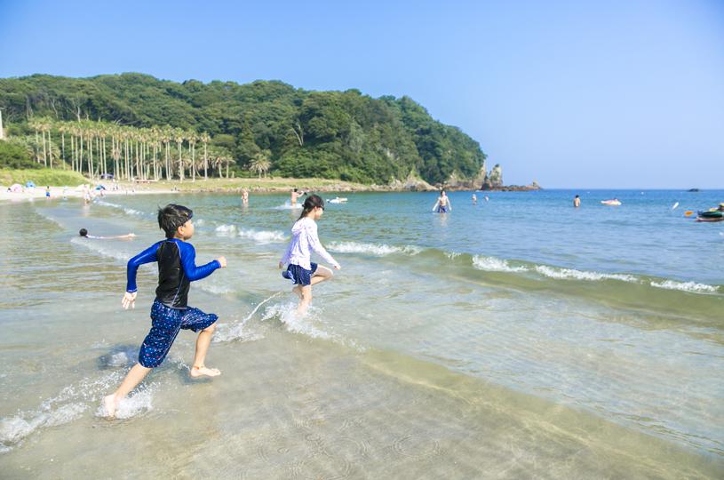 下田 海水 浴場 遊泳 情報