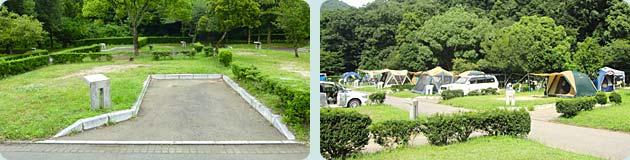 加太 キャンプ 休暇 オート 場 紀州 村