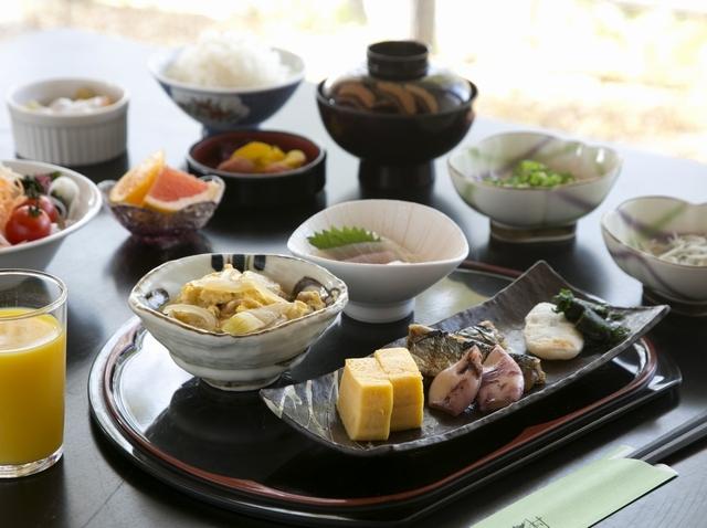 [一泊朝食付き 【夕なし】宿泊プラン] 元気な1日の始まりは、しっかり食べる朝食からです!
