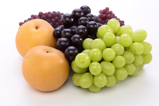 [休暇村北海道・東北合同企画「秋のぶらり旅」【65歳以上限定】庄内の果物プレゼントプラン] 庄内の果物プレゼント!(写真はイメージです)