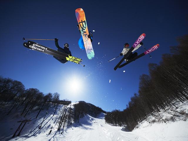 [【1泊2食:福島牛プレミアムビュッフェ&スキーパック】グランデコ・猫魔スキー場・アルツ磐梯 リフト1日券付宿泊プラン] 猫魔スキー場