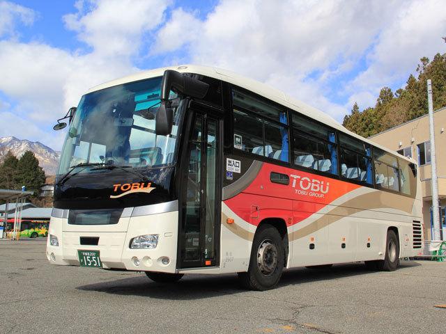 [横浜駅・羽田空港往復・日光フリーきっぷ付プラン【1泊】] 高速バスで日光へのアクセスが便利になりました