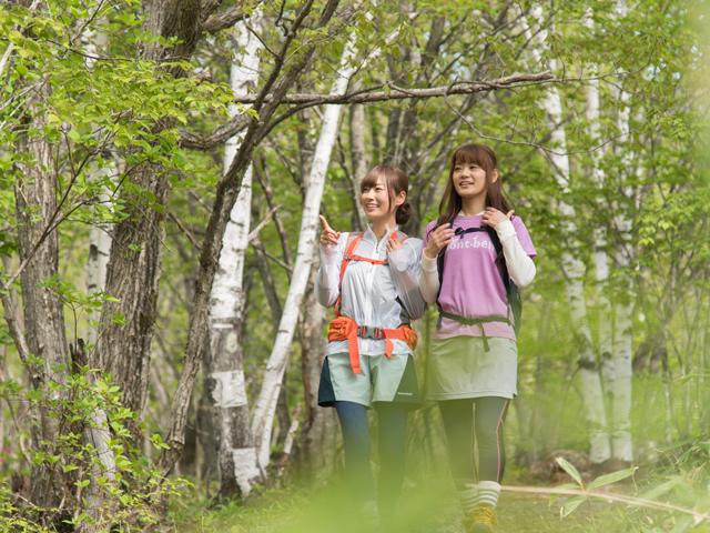 [3密を避ける!≪全客室Wi-Fi完備≫自然満喫素泊まりプラン] 自然の中をのんびり散策♪