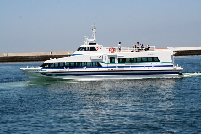 [【名鉄海上観光船の高速船往復乗船券付き伊良湖旅】 ~お食事はプレミアムビュッフェ~] 名鉄海上観光船