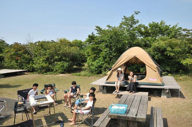 [【手ぶらでキャンプ1泊2食付】テントも食事もセットになった楽々お手軽パック♪] お手軽にキャンプライフが楽しめる、手ぶらでキャンプパック