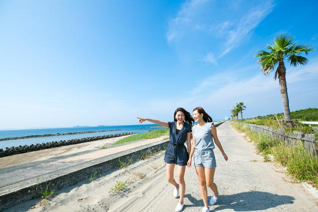 [【愛知県民様限定】あいち旅プラン] 海沿いをお散歩