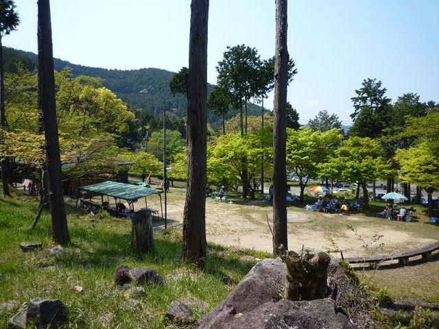 場 キャンプ 村 近江 休暇 八幡