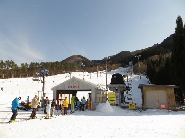 [本館【1DAYひるぜんベアバレースキー場+スキーレンタル付き】手ぶらでスキープラン] ベアバレースキー場ゲレンデ