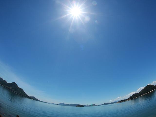 [ストレスフリ-で楽しめる【ウサギ島】で滞在プラン(6泊)] 瀬戸内海に浮かぶウサギの島は楽しさいっぱい!
